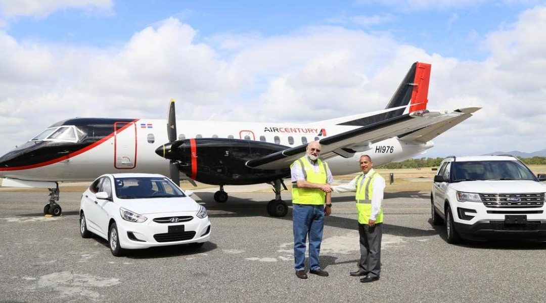 Air Century and Thrifty present Fly & Drive plan