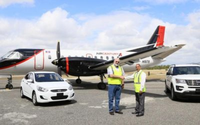 Air Century y Thrifty presentan plan Fly & Drive