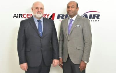 Air Century and Rep-Air agree joint cargo service