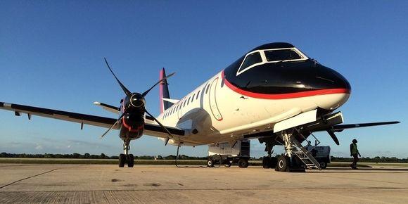 San Juan, Puerto Rico, Next regular destination of Air Century