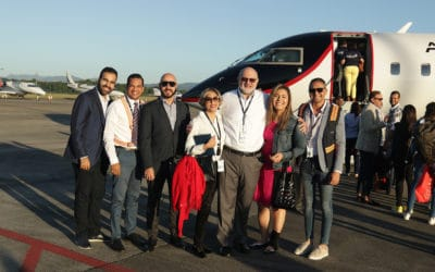Air Century inaugura su nueva ruta a La Habana