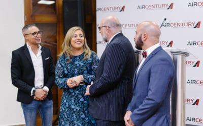 Air Century inaugura vuelos Santiago de los Caballeros – San Juan, Puerto Rico