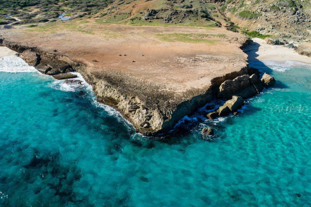 Aruba Cliff Beach